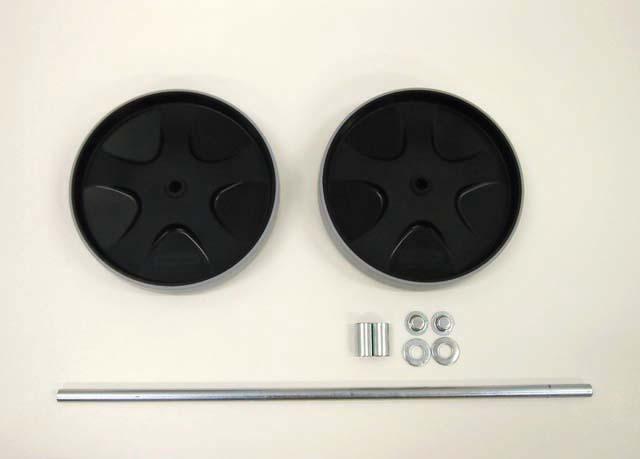 ジャニター カート 交換用後輪(2個)